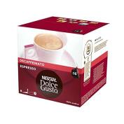 Dolce Gusto Espresso Decaffeinated Coffee Capsules