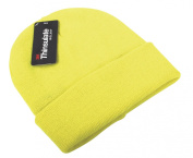 Blackrock Men's Thinsulate Woolly Hat - Yellow, One Size