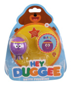 Hey Duggee Betty Figure with Feature Badge