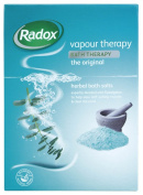 Radox Bath Therapy Vapour Therapy Herbal Bath Salts 400g Pack of 2