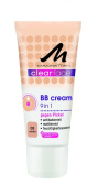 Manhattan Clear Face BB Cream 9 in 1 Antibacterial Cream
