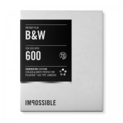 Impossible Project Black and White 600 Film - Generation 2