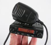 Albrecht AE-6110 Ultra Compact AM/FM Mini Mobile CB Radio