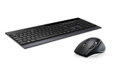 Rapoo 8900P UK Wireless Mouse and Keyboard Laser Combo
