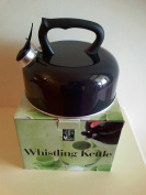 Pendeford 2 Litre Whistling Kettle, Blue
