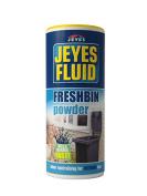 Jeyes Fluid Fresh Bin Powder 550g