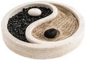 Berk - Inner Worlds Feng Shui Yin Yang Zen Garden, White
