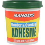 Mangers Border & Overlap Adhesive 500g Tub