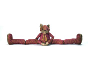 Sly Rufus Fox Draught Excluder