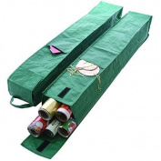 Wrapping Paper Storage Bag Organiser