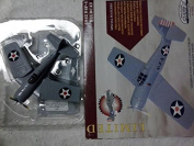 1942 F4F-4 Wildcat Gearbox Plane - Limited Edition Collectable - Die Cast Metal