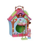 Zapf Mini Chou Chou Birdies Cuckoo Clock House