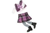 Our Generation Dolls 46cm A Taid Plaid Dolls Outfit