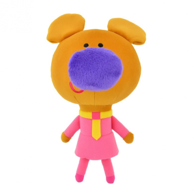 Hey Duggee Norrie Squirrel Soft Toy