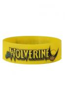 Marvel Wolverine Rubber Wristband