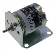 140 dc Motor (3~9V) with mounting bracket MFA 457RE140/1