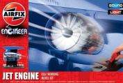 Airfix A20005 Jet Engine Real Working Model Kit