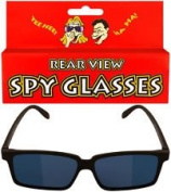 NEW REAR VIEW SPY GLASSES MIRROR SEE BEHIND YOU!! HB