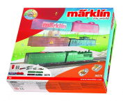Marklin My World Click and Mix Battery Powered Interchangable Locomotive Kit