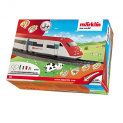 Märklin my world Starter Set ICN Swiss High Speed Train