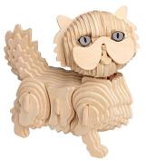 Cat - QUAY Woodcraft Construction Kit FSC