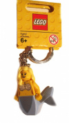 Lego Mermaid Minifigure Keyring / keychain / Bag Charm 851393