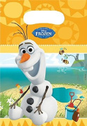 DISNEY FROZEN Olaf Summer Loot Bags
