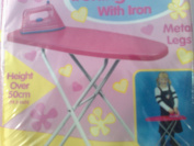 Toy Ironing Board With Iron