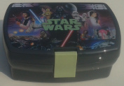 Officially Licenced Star Wars Saga Sandwich Box w/tray