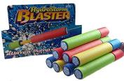 Set Of 8 Foam Water Pistol HYDRO STORM Blaster Shooter Pump