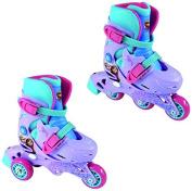 DISNEY Frozen 2-in-1 Evolution Tri to Inline Roller Skates
