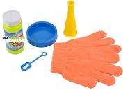 Premium Quality Bouncing Bubbles Blowing Bouncing Activity Kit Set.