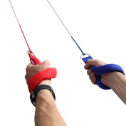 Flexifoil Power Kiting Padded Wrist Straps for Big Buzz and Stacker Kites