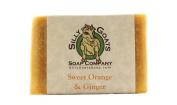 Sweet Orange & Ginger Soap