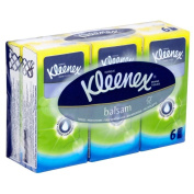 Kleenex Balsam Pocket Packs