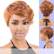 REBECCA (Motown Tress) - Heat Resistant Fibre Full Wig in DXFLAME350