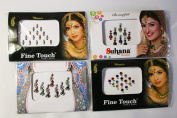 Assorted Bindi Pack for Gifts.