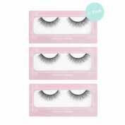 House of Lashes | Pixie LuxeTM False Eyelashes 3 Combo Pack | Premium Quality False Eyelashes for a Great Value. Shu Uemura, MAC Cosmetics, Eylure, Make Up For Ever and Sephora
