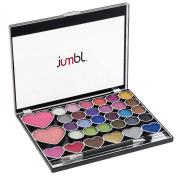 Jumbl Heart Makeup Kit + Jumbl Brush and Mirror