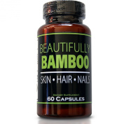 Beautifully Bamboo Ultra Vitamin for Hair Growth. Enriched with Biotin, Bamboo Silica, Amino Acids and more
