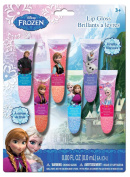 Frozen Lip Gloss Tubes, 6 Count