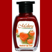 Mehru Lip Dye, Natural Herbal Lip Stain - Sunset