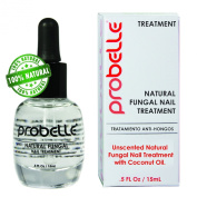 Probelle All Natural Fungal Nail Treatment, Clear, .5 Fluid Ounce, 3 Pack