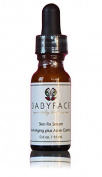 BABYFACE Clear Smooth Skin 2.5% Retinol + 20% Vitamin C + Niacinamide ~Fights Ageing Skin AND Adult Acne ~SKIN FIX Treatment Serum with Salicylic Acid