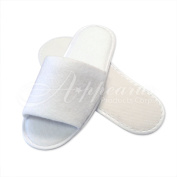 Appearus Disposable Spa slippers, Open toe