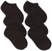 Jefferies Socks Baby Boys' Seamless Boy Capri Liner Socks 6 Pair Pack
