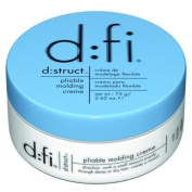 D:fi D:struct Medium Hold Moulding Creme with Low Shine, 80ml