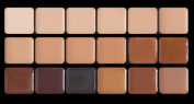 Graftobian HD Creme Foundation - Super Palette - Neutral