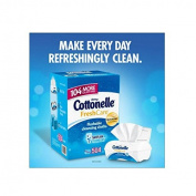 Cottonelle Fresh Care Flushable Cleansing Cloths, 504 Cloths