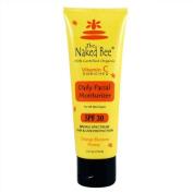 THE Naked BEE - 70ml Vitamin C Facial Moisturiser SPF 30 -Orange Blossom - 2 Pack